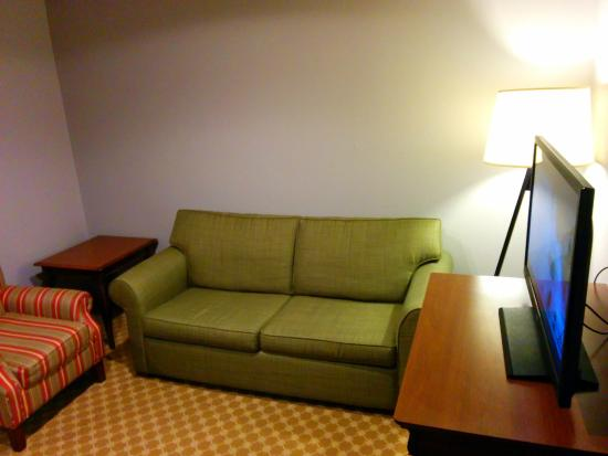 Country Inn & Suites By Carlson, Gettysburg : Sitting Room