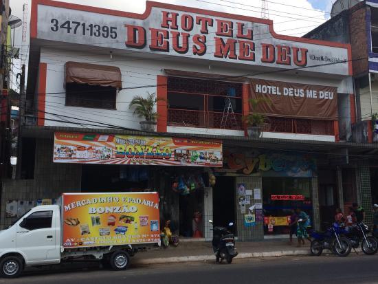 Sao Gabriel da Cachoeira, AM: Hotel Deus me Deu