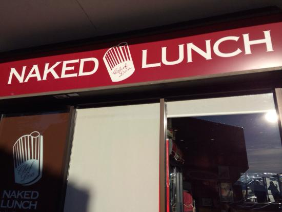 Naked Lunch: Behind the save on foods! Hidden lunch spot Minutes off the sea to sky