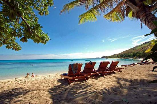 Blue Lagoon Beach Resort: the crystal bay