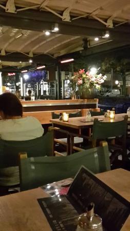 Wonder's eten & drinken: Heerlijk terras.