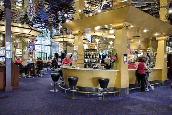 Mitchell Park, Αυστραλία: Lounge