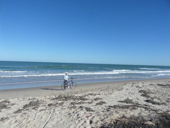 Fort Pierce KOA: Beach Ride
