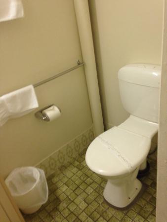 Chelsea Motor Inn: Toilet
