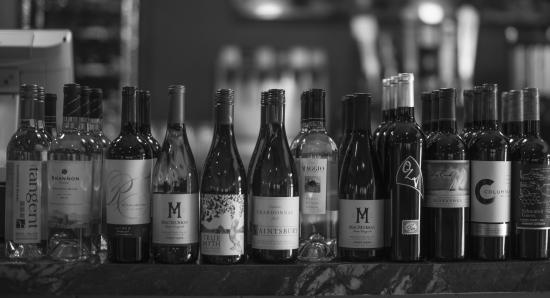 Christina's American Bistro: Wine Assortment