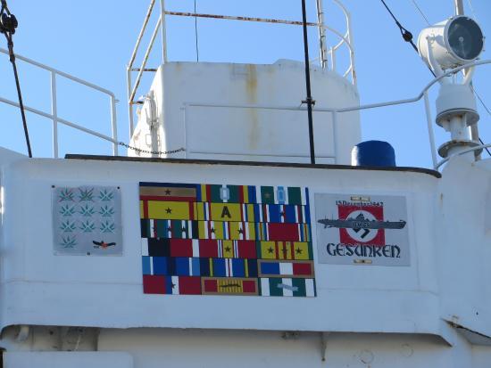U.S. Coast Guard Cutter Ingham Maritime Museum: Ingam