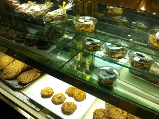New Braunfels Coffee : Yummy pastries!