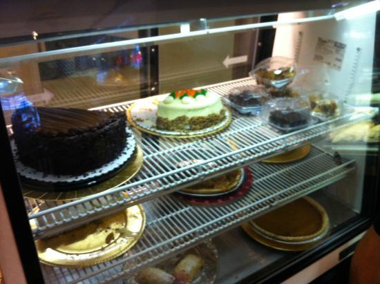 New Braunfels Coffee : Delicious desserts!