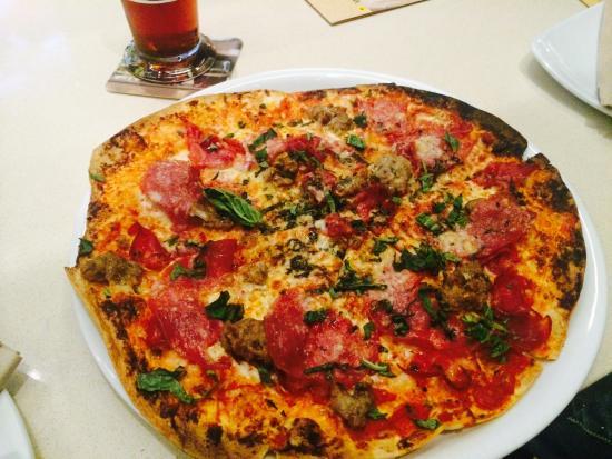Sicilian pizza - Picture of California Pizza Kitchen, Sunrise ...