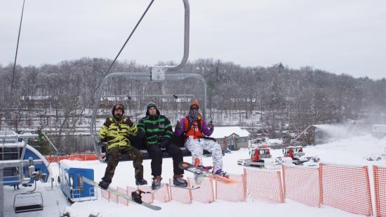 Shawnee Mountain Ski Area: Awesome opening weekend at Shawnee Mountain.