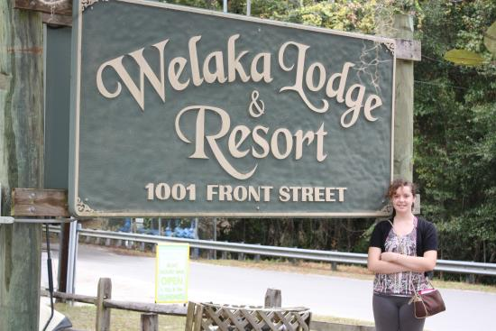 Welaka Lodge & Resort : Welcome to Welaka Lodge.