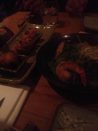 Izakaya Asian Kitchen & Bar: Starters