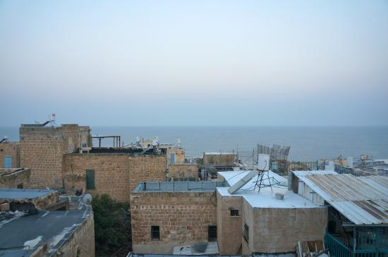 Efendi Hotel: View from Room 12