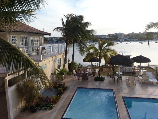 Hotel Porto Veleiro: Vista do quarto