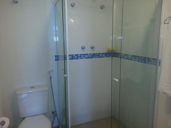 Hotel Porto Veleiro: banheiro