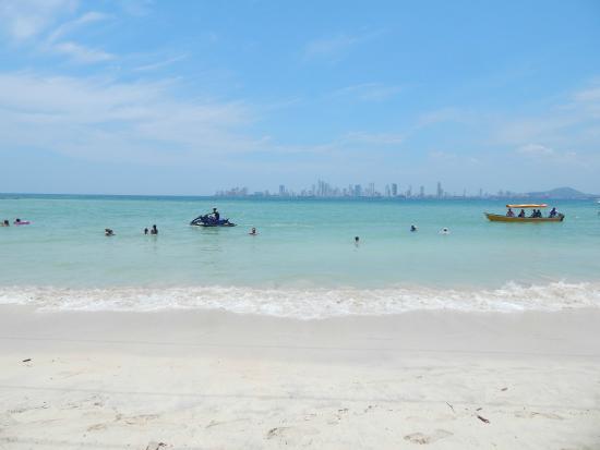 Playa De Punta Arena