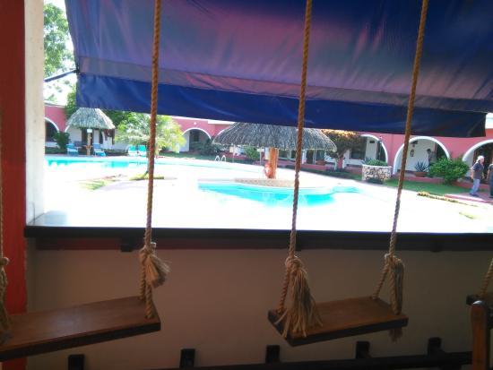 Hotel Hacienda Inn: bar