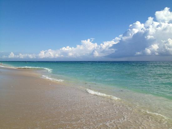 Tropic Seas Resort: Atlantic Ocean hotel beach