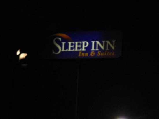 Sleep Inn & Suites - Johnson City : Sleep Inn, Good and Quiet!