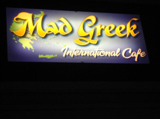 Sleep Inn & Suites - Johnson City : Great Greek next door!