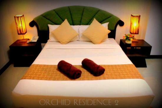 Orchid Residence Samui: Deluxe Courtyard (24 Sqm)