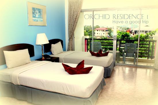 Orchid Residence Samui : TRENDY STUDIO