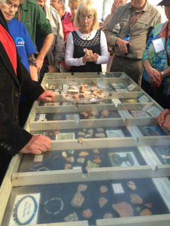 Temple Mount Sifting Project: Sample of the items found during sifting