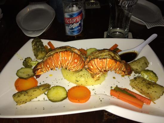 Restaurante El Marlin : Lobter