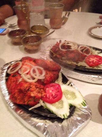 Apsara Restaurant: Food1