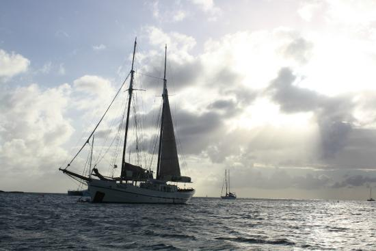 Passaat Classic Schooner: Beautiful ship!