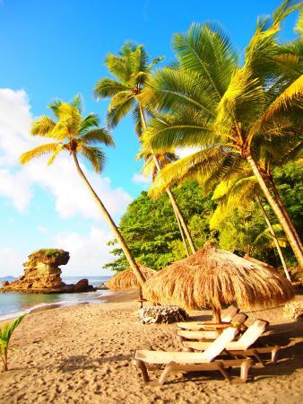 Jade Mountain Resort : Anse Mamin beach