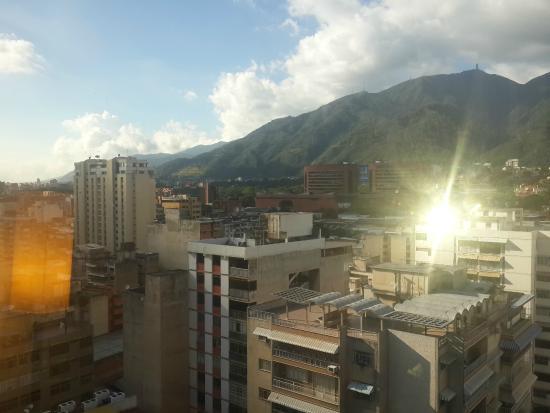 Hotel Chacao & Suites : Vista
