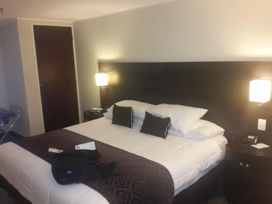 Hotel Chacao & Suites : Habitacion