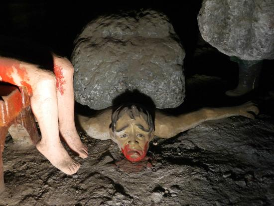 Image result for haw par villa ten courts of hell