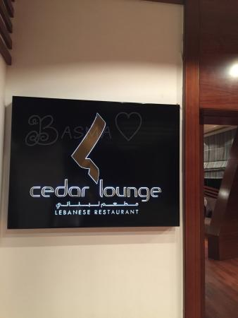 Cedar Lounge Lebanese Restaurant & Bar