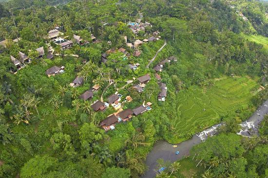 Kupu Kupu Barong Villas and Tree Spa