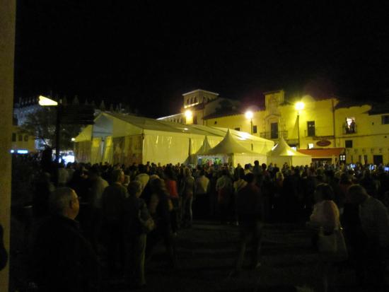 Palacio de los Guzmanes Semana Santa