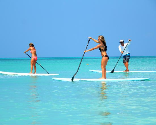 Aruba Surf & Paddle School