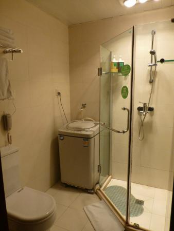 Westlake No.7 Apartment Hotel: Toilet