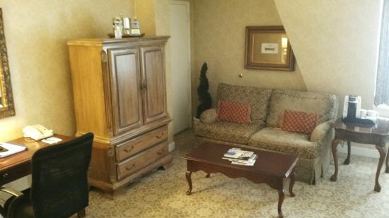 The Georgetown Inn: Foto de la habitación