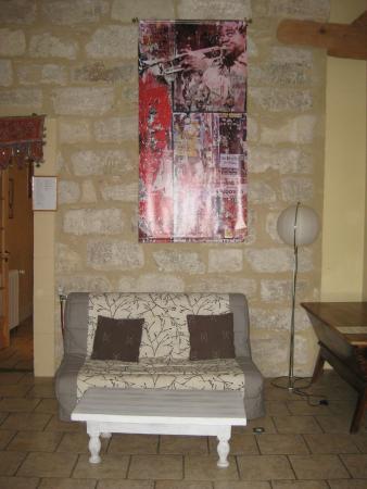 Air de Vacances : Living room
