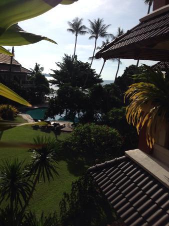 Aloha Resort: Вид из нашего окна