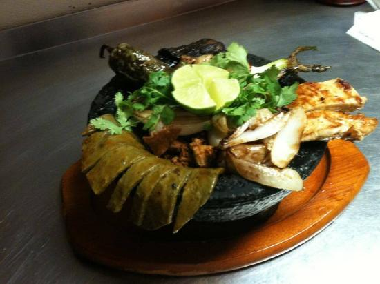 "Tapatios Mexican Restaurant ""Home of the Best Molcajete """