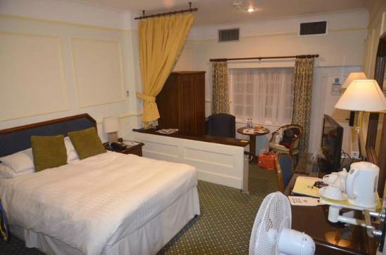 ماري جرين مانور هوتل: Room 10