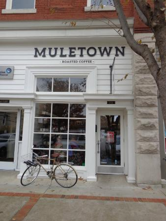 ‪Muletown Coffee‬