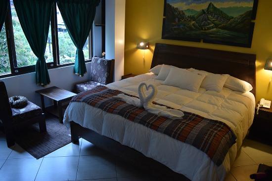 Terrazas del Inca bed and breakfast Hostal