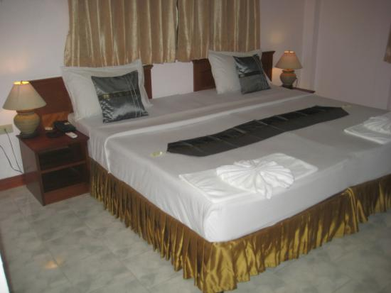 The Minotel: suite