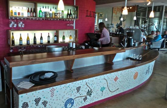 La Vierge Restaurant: La Vierge