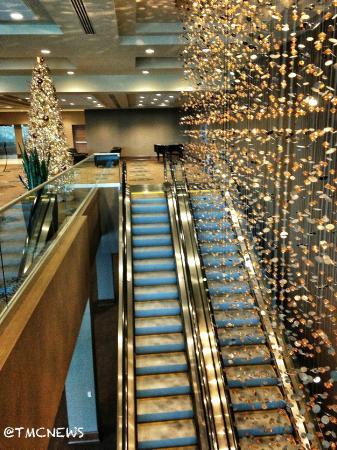 Hyatt Regency Austin: The Austin Hyatt new convention area