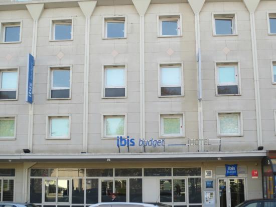 Ibis Budget Caen Gare : Hotel Exterior